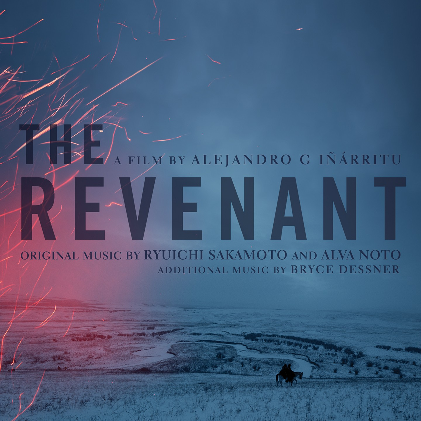 The Revenant: Original Motion Picture Soundtrack by Ryuichi