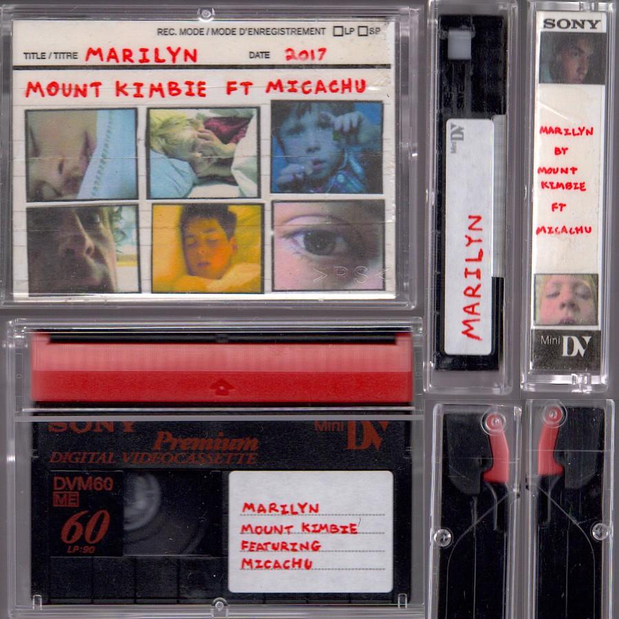 """Marilyn (Ft.  Micachu)"" - single"