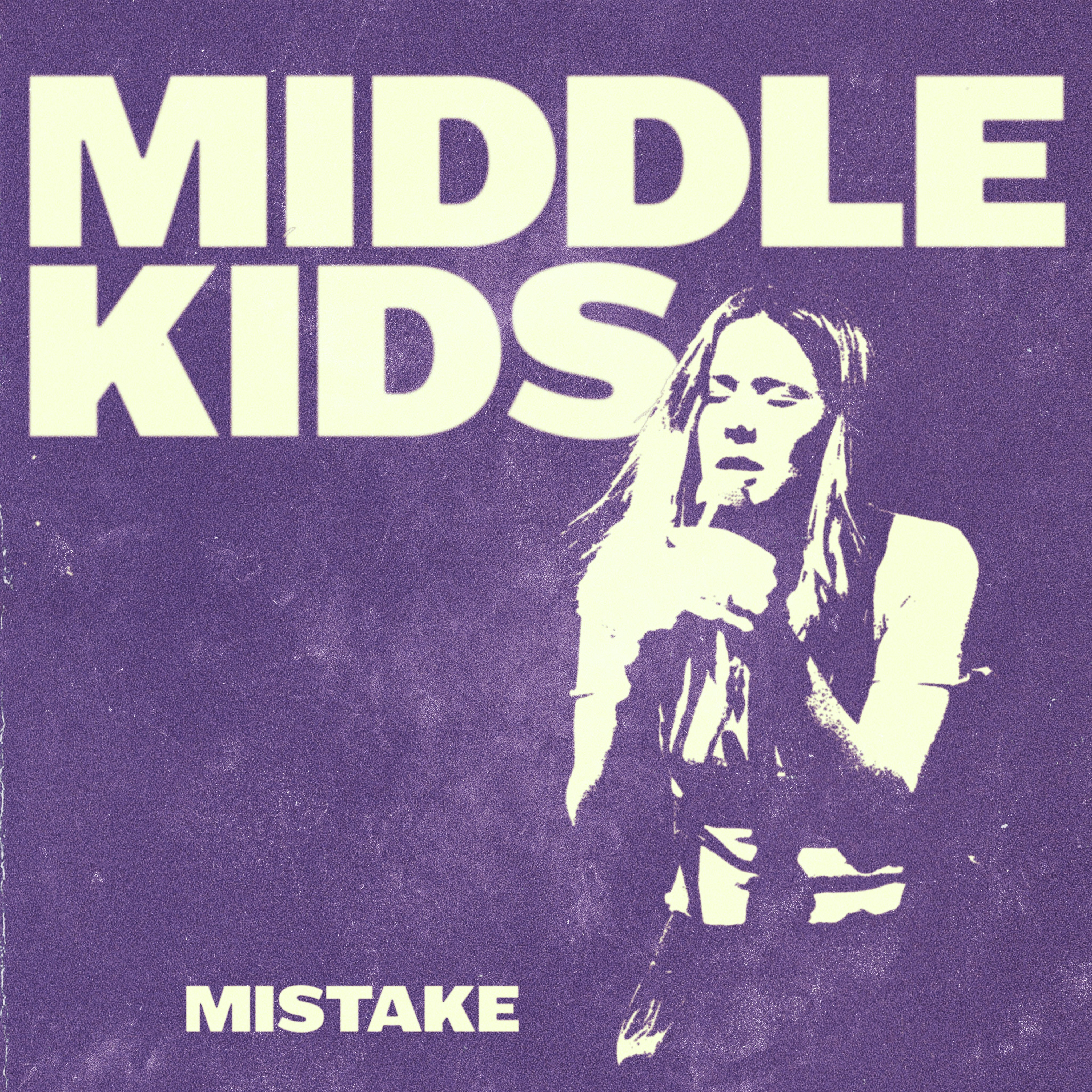 """Mistake"" - single"
