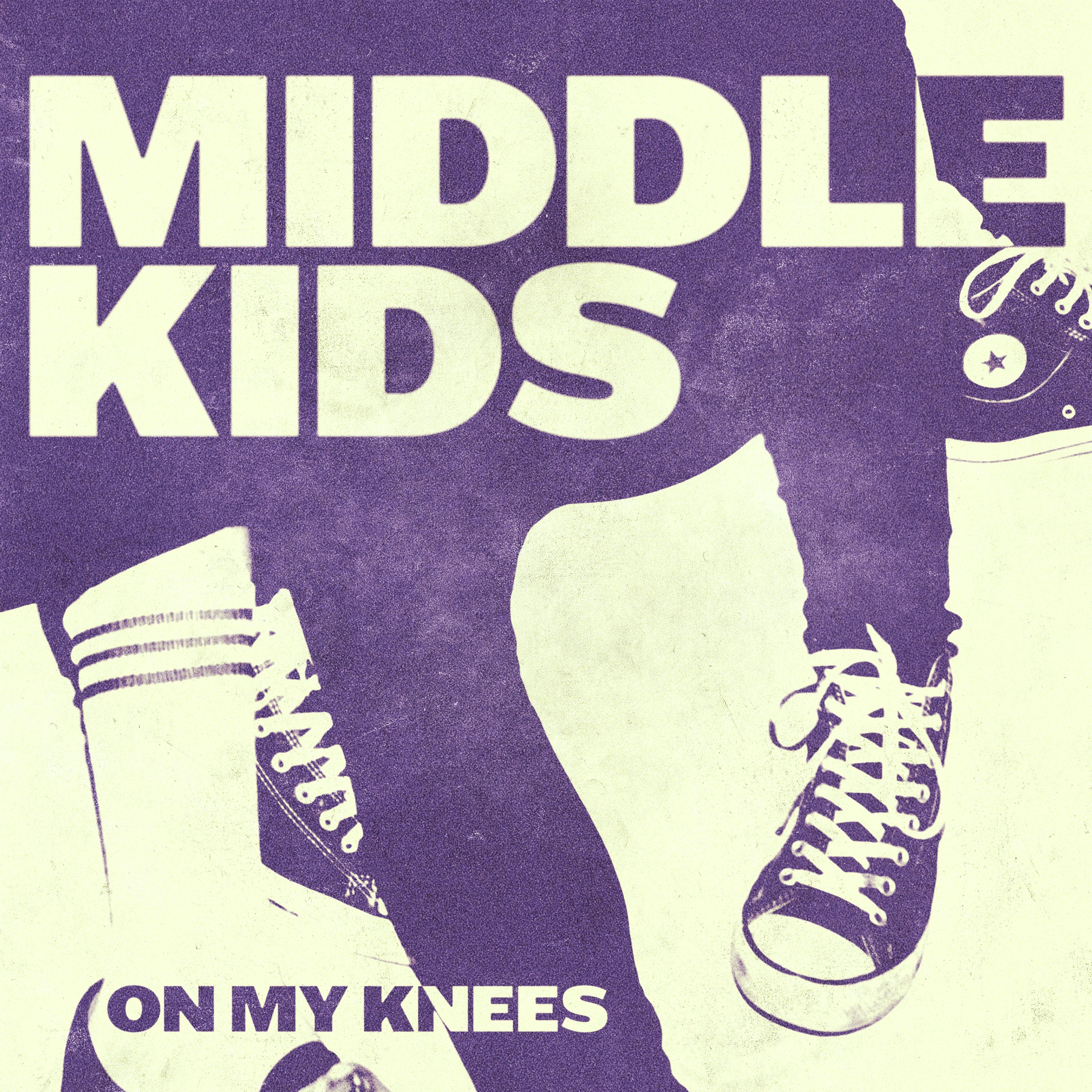 """""""On My Knees"""" - Single"""