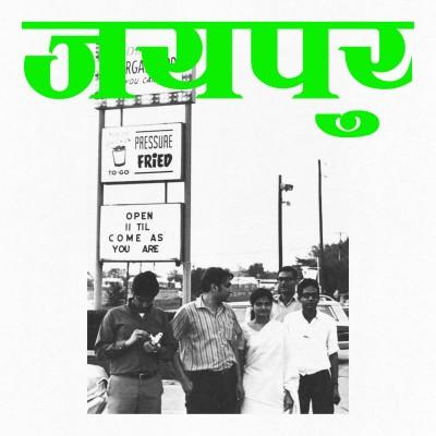 """""""Jaipur"""" - Single"""