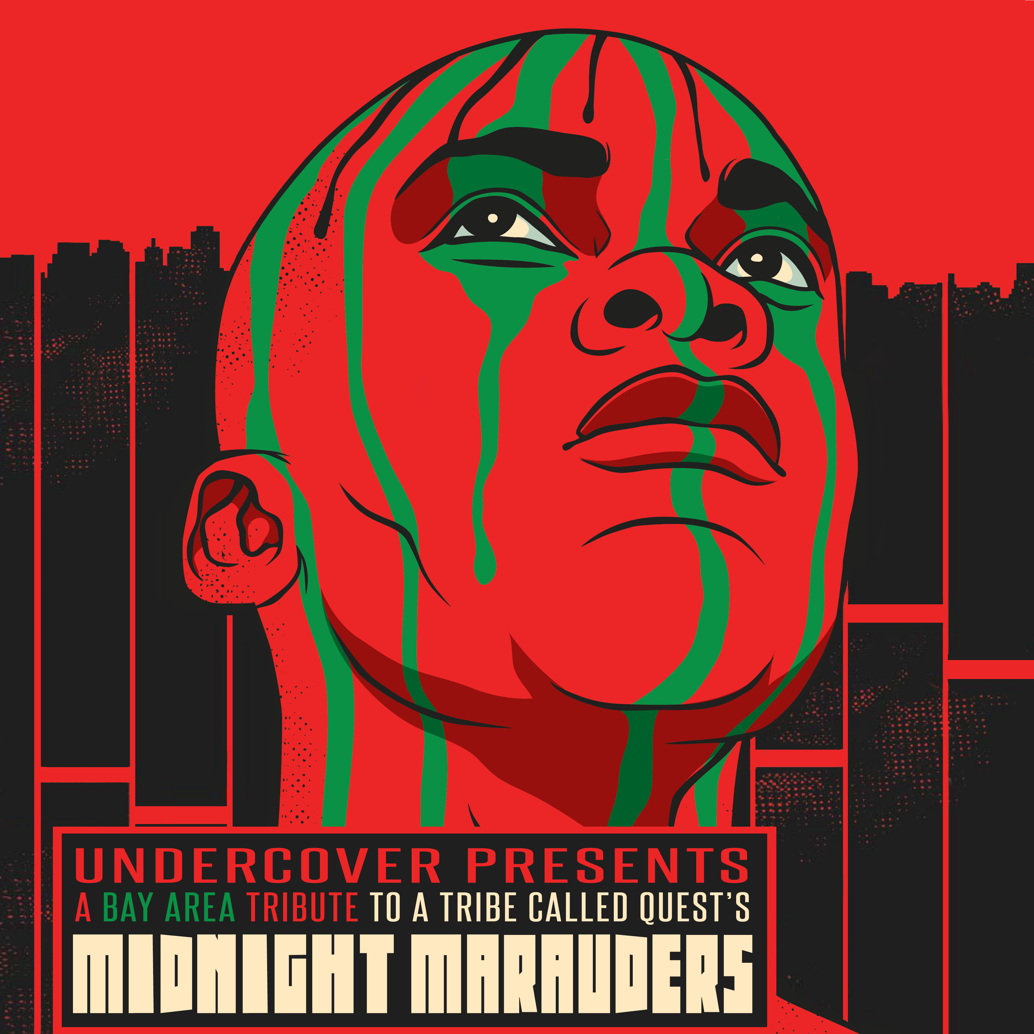 A Tribute to A Tribe Called Quest's 'Midnight Marauders'