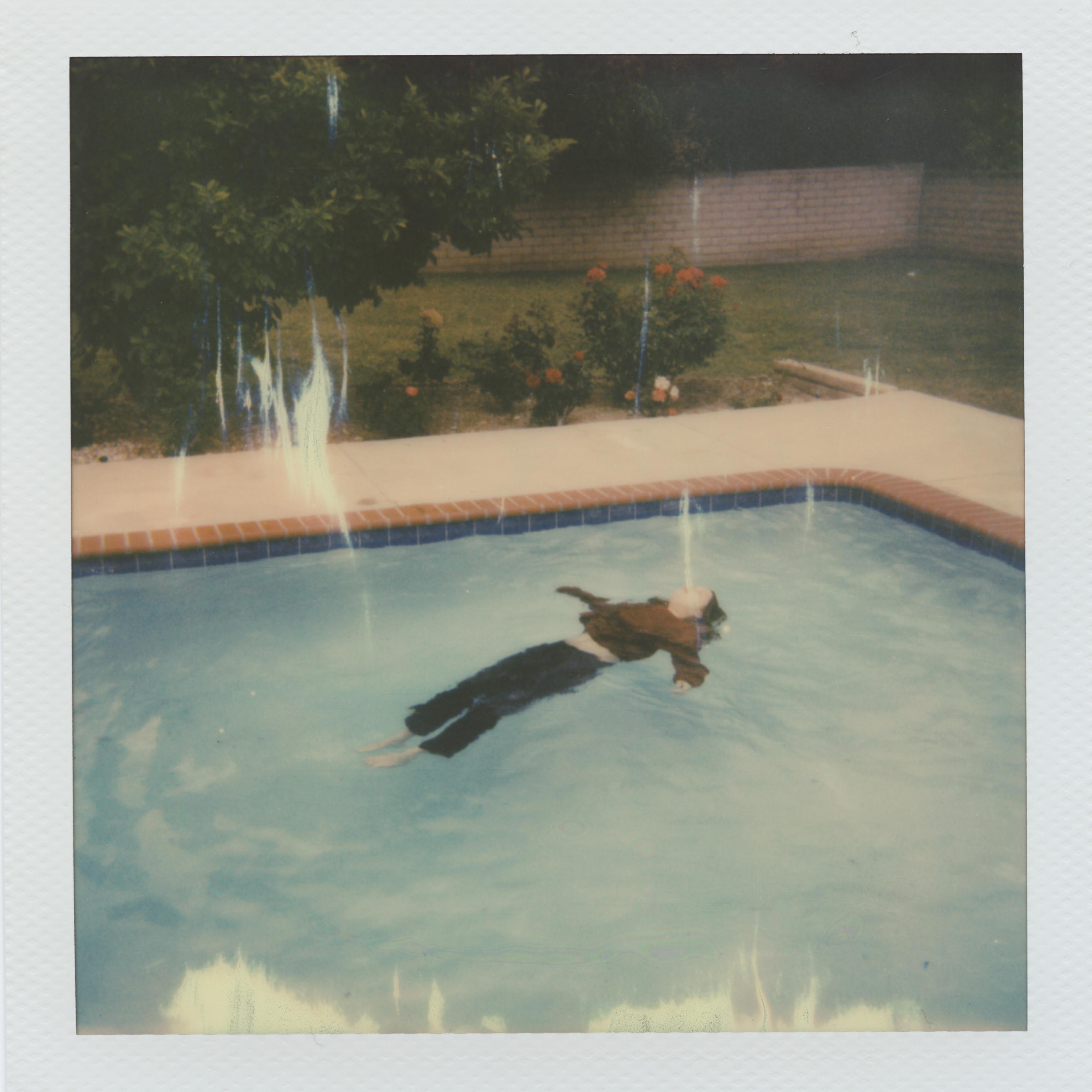 """""""dead girl in a pool"""" - single"""