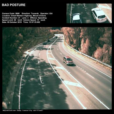 Bad Posture EP