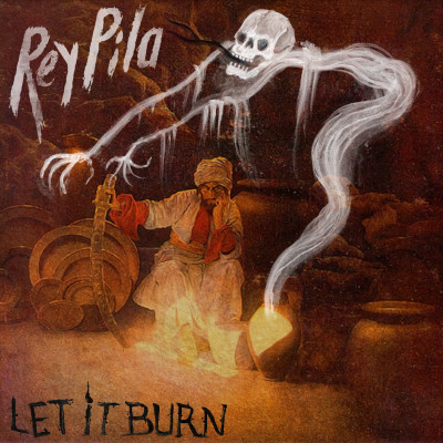 """Let It Burn"" - single"