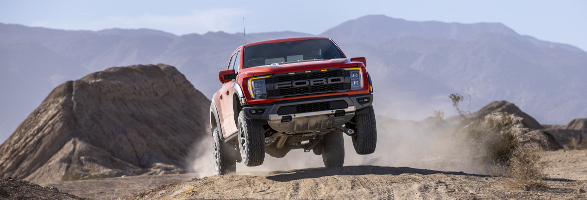2021 Ford F-150 Raptor Reveal Campaign