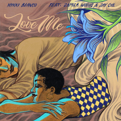"""Love Me"" ft. Jamila Woods + Jay Cue - single"