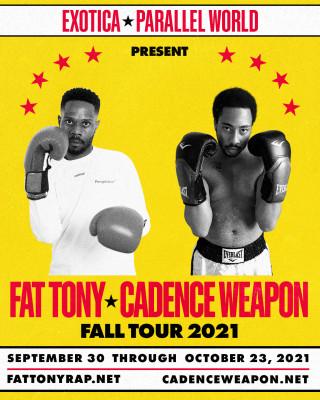 Fall 2021 Tour