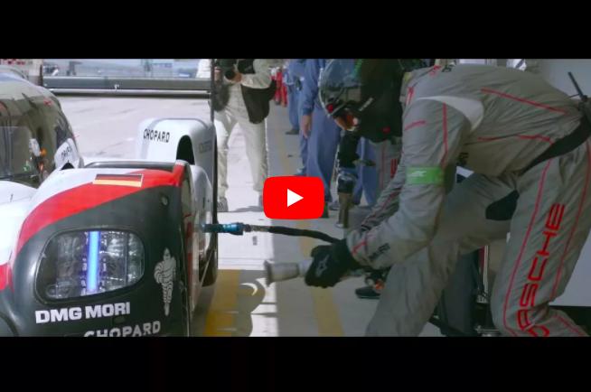 Porsche - FIA WEC